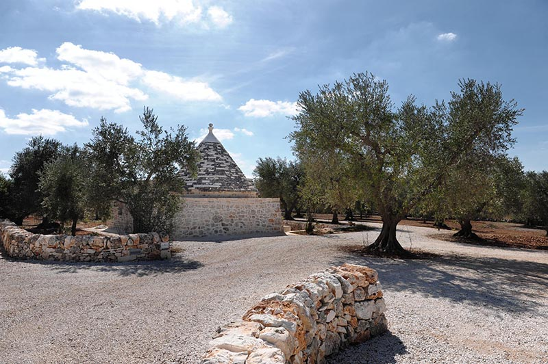 A holiday home for rent to immerse yourself in the Puglia's chic and relaxed mood.