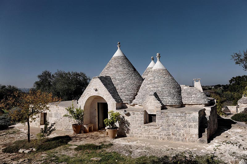 Trullo Melograno Puglia holidays home truly leaves its mark and spreads an aura of immediate peace